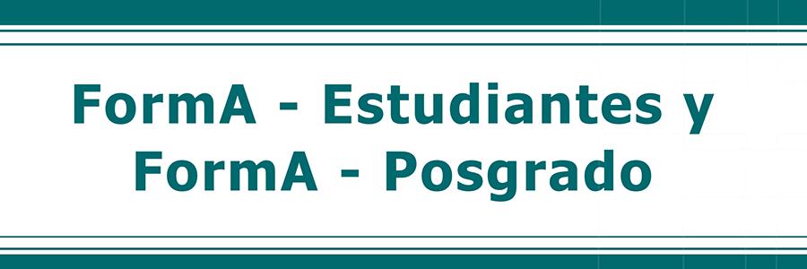 Extensión del plazo para completar Formulario Estadístico OBLIGATORIO para Estudiantes de Grado y Posgrado