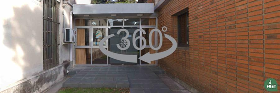 Conocé tu Biblioteca- Recorrido virtual 360º