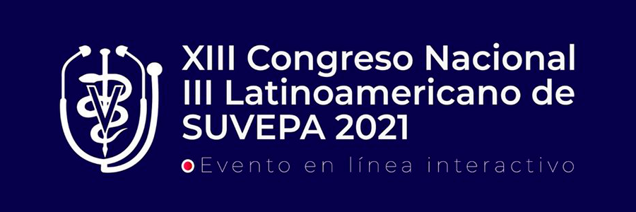 Becas estudiantiles XIII Congreso Nacional y III Latinoamericano de SUVEPA