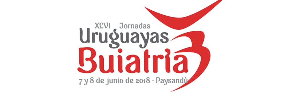 XLVI Jornadas Uruguayas de Buiatría 2018