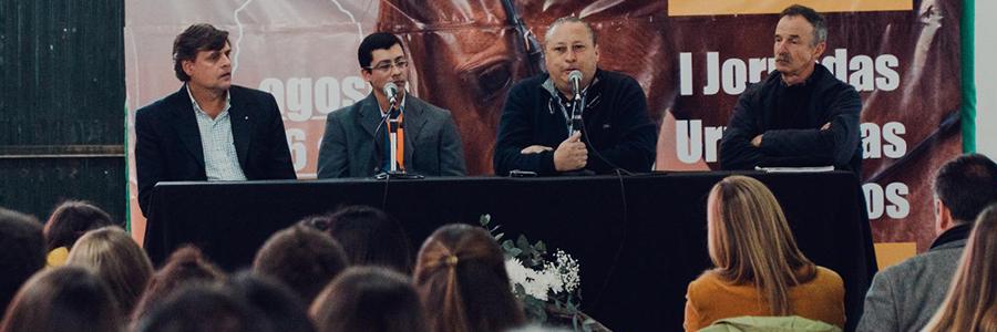 FVET presente en las I Jornadas Uruguayas en Equinos