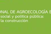 Jornada sobre Plan Nacional de Agroecología en Uruguay