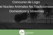 Concurso de Logo del Núcleo Animales no tradicionales: domésticos y silvestres