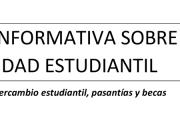 Charla informativa sobre Movilidad Estudiantil