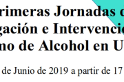 Primeras Jornadas de Investigación e Intervención sobre consumo de Alcohol en Uruguay