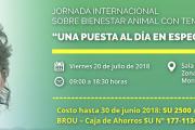 Temple Grandin en Uruguay - Cupos bonificados para Estudiantes