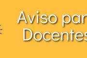 Elecciones Universitarias Mayo 2021 - Padrón Docente