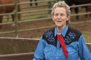 """Entrega de la designación """"Doctor Honoris Causa de la Facultad de Veterinaria"""" a Temple Grandin"""