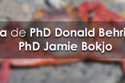 Charla de Donald Behringer y Jamie Bokjo
